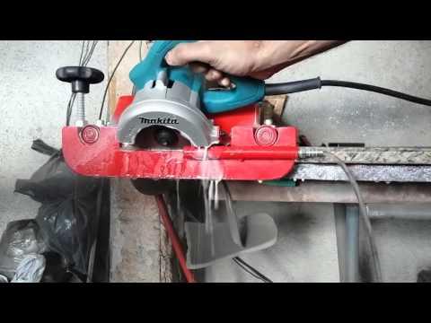 Máquina de corta granitos 45 graus meia esquadria  $780, 00  FONE: (28) 99910-2626 DEVATEC METALÚRGI