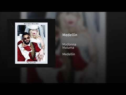 Madonna - Medellín Ft. Maluma (Audio)