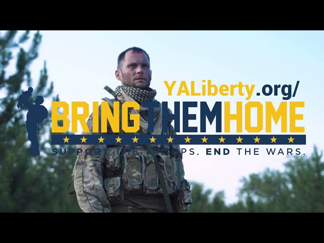 Bring Them Home - Young Americans for Liberty