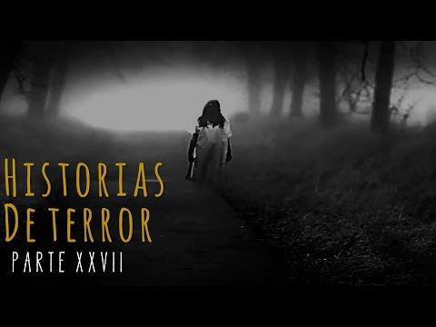 HISTORIAS DE TERROR (RECOPILACIÓN XXVII)