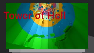 Tower of Hell (is Roblox back)