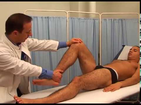 Muscle Power Test Of The Lower Limbs