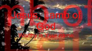 Hillsong - You are my all in all with Lyrics