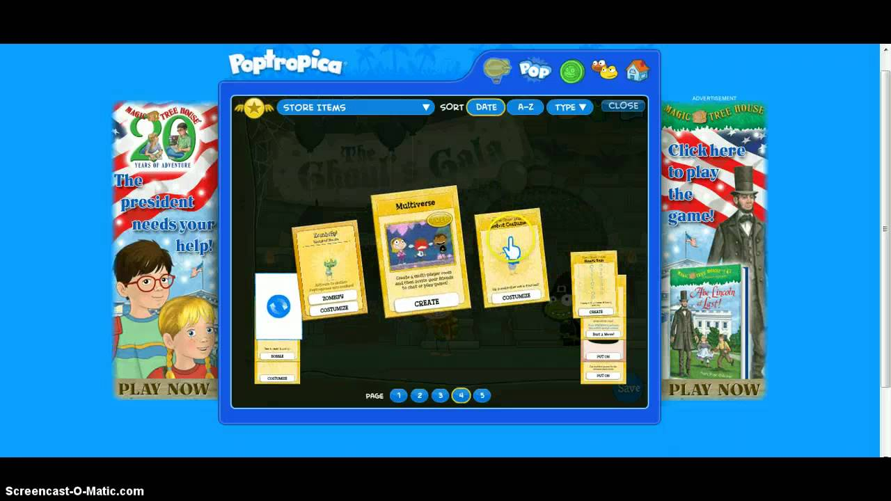 how to delete an account on poptropica