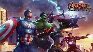Marvel: Avengers Alliance 2: Civil War New Update New Heroes New Missions