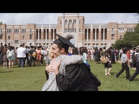 Rice University's 102nd Commencement