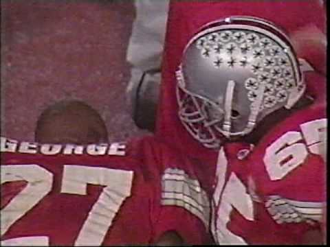 1995: Ohio State v. Illinois (Drive-Thru)