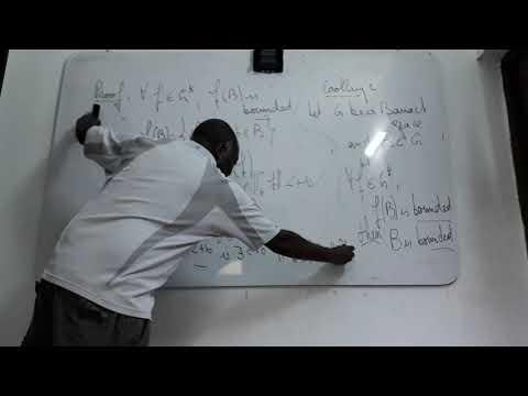 Uniform Boundedness Principle || Functional Analysis || Muhammad Tahirиз YouTube · Длительность: 24 мин2 с