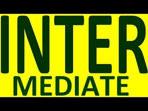 ALL INTERMEDIATE ENGLISH GRAMMAR YOU NEED in 30 MINUTES. ENGLISH GRAMMAR LESSONS FOR INTERMEDIATE