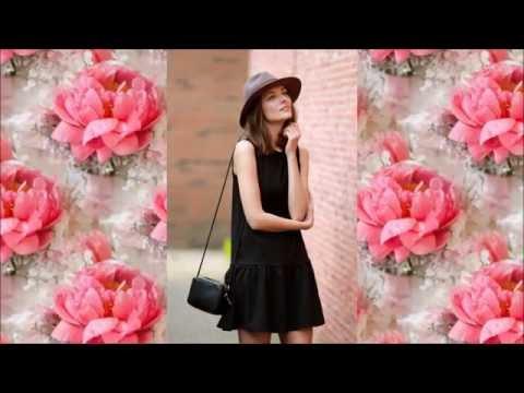Vestidos Negro Elegantes 2016 | Moda 2016 | Outfit 2016