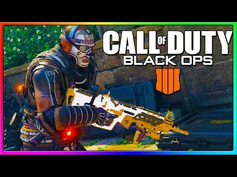 Black Ops 4 - Congratulations, you played yourself | Call of Duty Black Ops 4 Gameplay