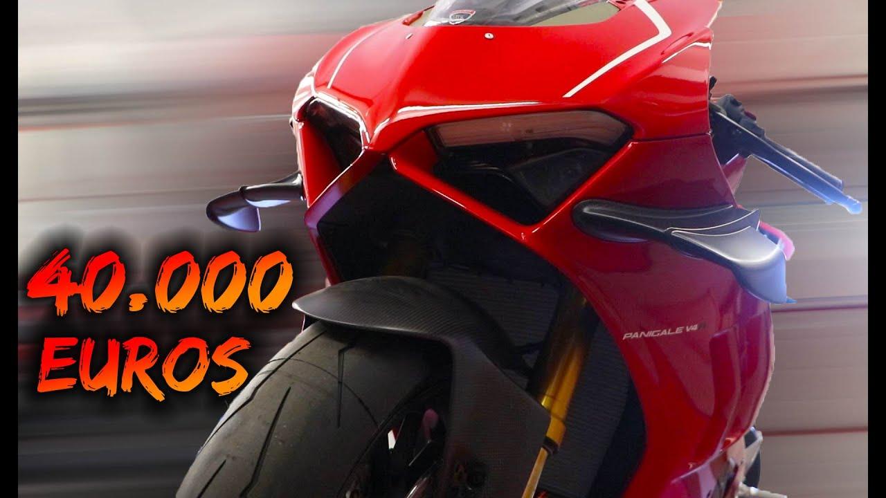 Ducati V4R UNBOXING