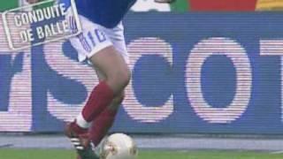 Gourcuff comparé à Zidane!!!!! c'est de la folie