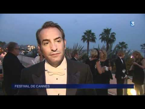 Festival de cannes 2011 les interviews r action de jean for Dujardin film muet