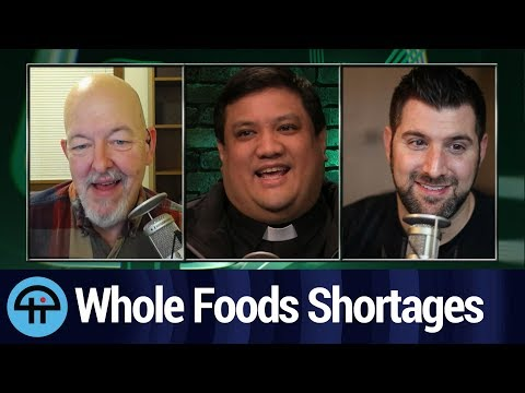 OTS and the Shortages at Whole Foods