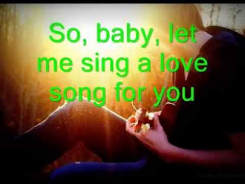 If I Sing you a Love Song by Bonnie Tyler-(Lyrics)