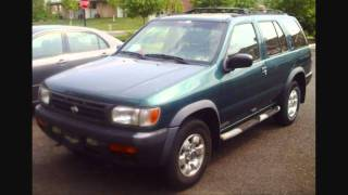 1996 Nissan Pathfinder Tribute