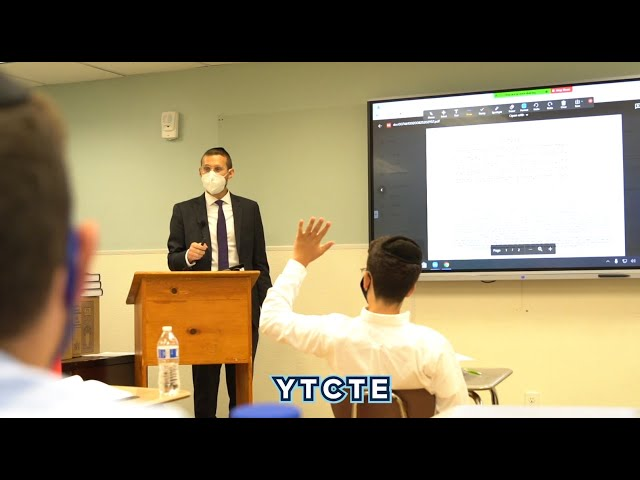 YTCTE First Day of Yeshiva 2020-2021