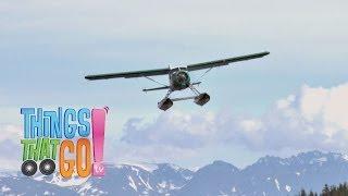 SEAPLANE: Aeroplane videos for kids  children  toddlers. Preschool & Kindergarten learning.