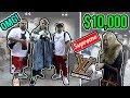 I BOUGHT A $10,000 LOUIS VUITTON X SUPREME JACKET! (MOMS REACTION)