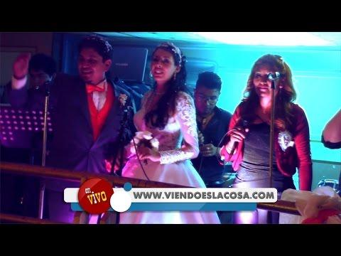 VIDEO: LA NUEVA RUMBA DE BOLIVIA - Tributo A La Cumbia Boliviana - En Vivo - WWW.VIENDOESLACOSA.COM
