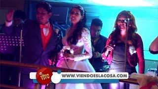 LA NUEVA RUMBA DE BOLIVIA - Tributo A La Cumbia Boliviana - En Vivo - WWW.VIENDOESLACOSA.COM