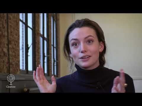 Gaite Jansen over 'Beginners'  Cinetree