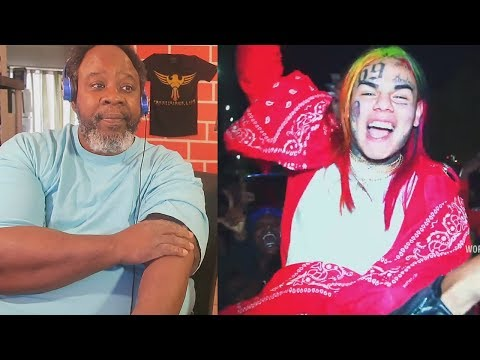 Dad Reacts to 6IX9INE