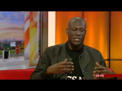 Stormzy BBC Breakfast 2017