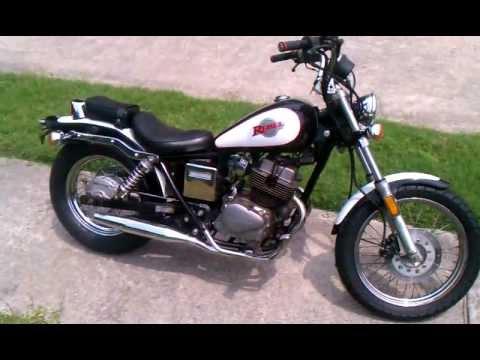 1986 Honda Rebel 250 For Sale - YouTube