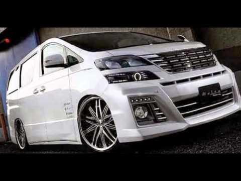 Toyota Alphard Modif Keren | Modifikasi Mobil