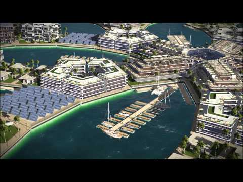 Artisanopolis - Floating City Project Animation
