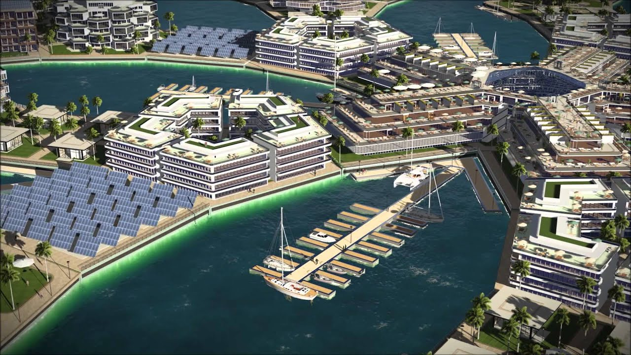 World's First Floating City to Combat Rising Sea Levels - EcoWatch
