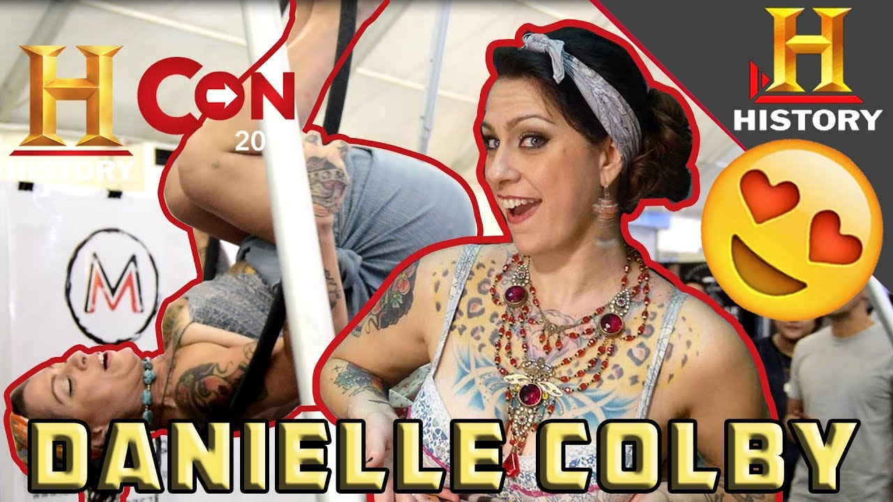 American Pickers Danielle Colby Naked american pickers danielle nude sex | 8 new video