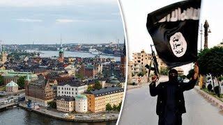 BREAKING Stockholm Sweden Islamic Terrorist Attack April 7 2017 News Part2