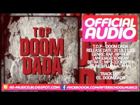 [MP3/DL] T.O.P/TOP (빅뱅 Big Bang) - DOOM DADA [Digital Single]