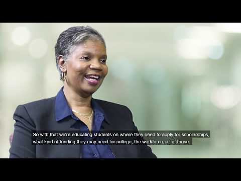 #MyGivingStory- Gloria Johnson- YKK Corporation of America