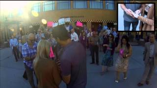 Flash Mob Proposal (Dan & Arielle) - UC Irvine - You Make My Dreams Come True