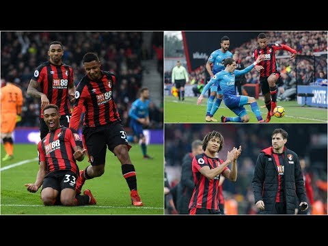 🙌 Comeback win!   AFC Bournemouth 2-1 Arsenal 😀