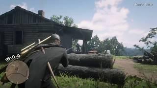 #84 Britvin Highlights in rdr 2 | Особые моменты в Red Dead Redemption 2