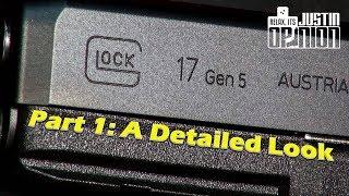 NEW Glock 17 Gen5 - A Detailed Look