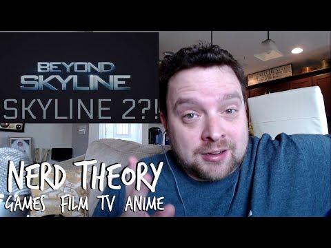 BEYOND SKYLINE: SKYLINE 2 Trailer #1 REACTION! | Nerd Theory
