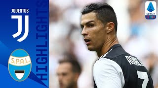 Juventus 2-0 Spal | Prima super-Pjanic, poi CR7: la Juve liquida la Spal | Serie A