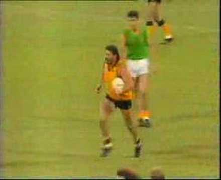 VFL Football 1st Gaelic Test 1986 - Australia V Ireland