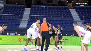 EUROLEAGUE 20-21 - W10 - REAL MADRID-FENERBAHCE BEKO