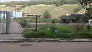 Луганск захват погран. части 2014 06 02