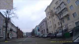 видео Akenori 1080 X  радар-детектор и контроль дистанции до автомобиля