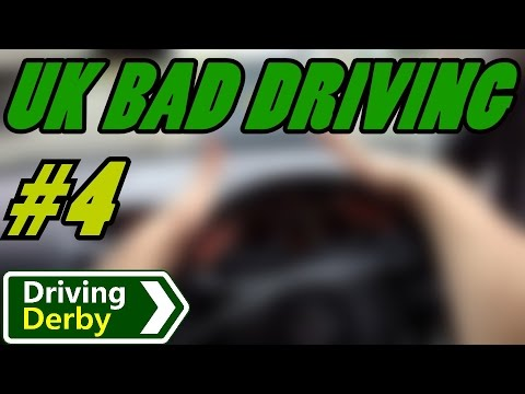 UK Bad Driving (Derby) #4