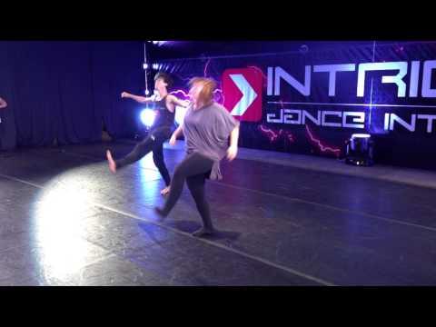 INTRIGUE -  Erica Sobol Class at Intrigue Dance Intensive West Palm Beach