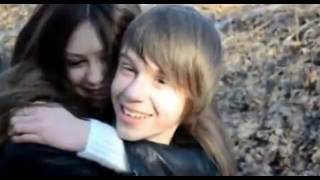 Даня и Кристи клип Любовь сквозь розлуку
